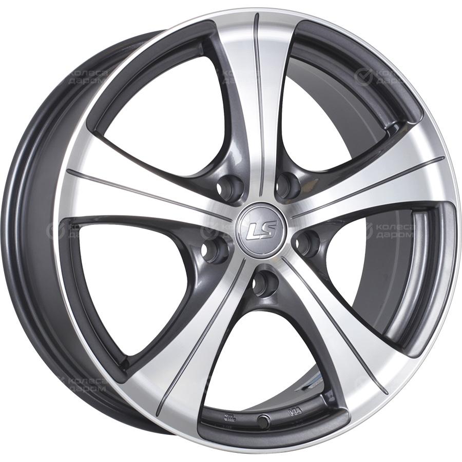 Фото - LS LS 202 7x16/4x100 D73.1 ET40 GMF колесный диск nz wheels f 6 7x16 4x114 3 d67 1 et40 gmf