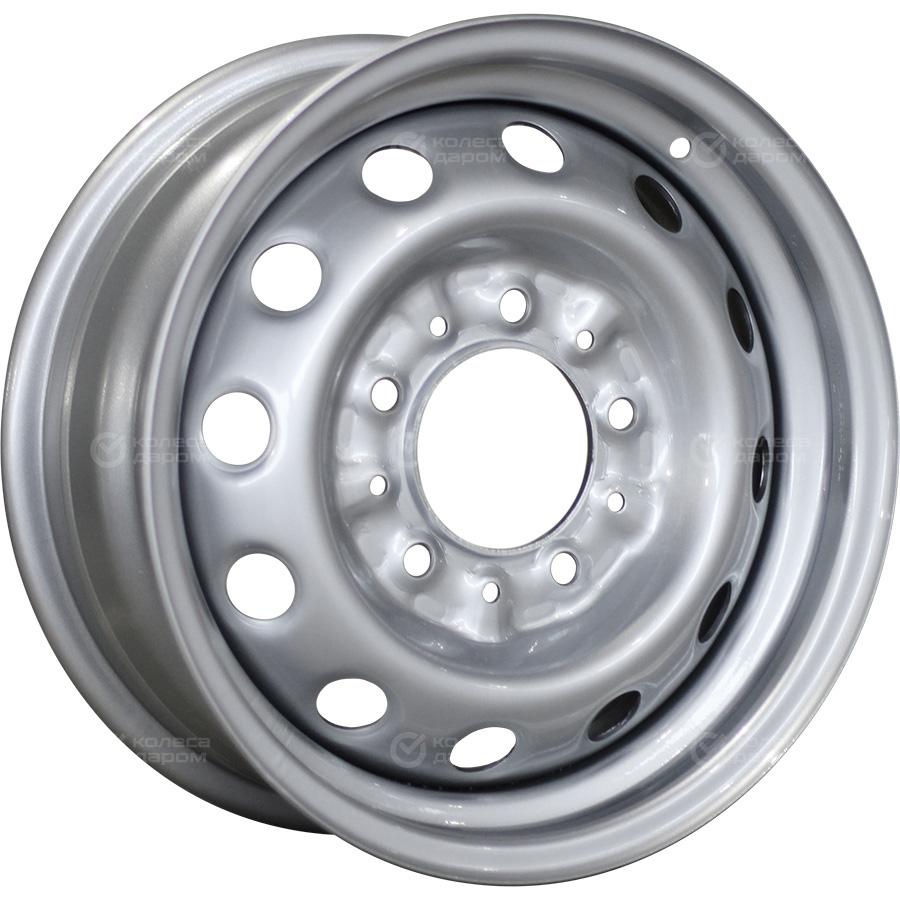 Accuride УАЗ Профи 6.5x16/6x139.7 D108.5 ET40 Silver