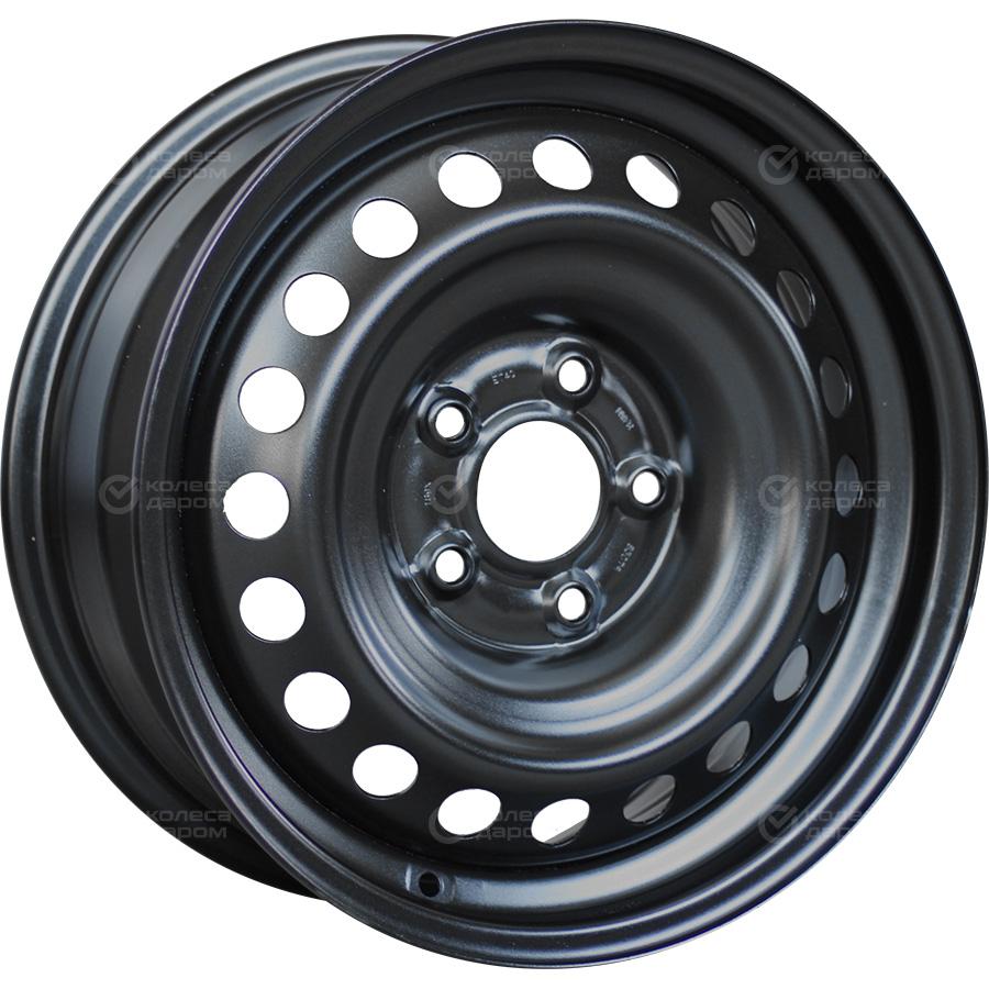 Фото - KFZ 7415 6x15/5x100 D57 ET29 Black колесный диск skad веритас 6x15 5x100 d57 1 et38 белый