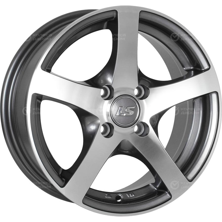 Фото - LS LS 357 7x16/4x100 D60.1 ET40 GMF колесный диск nz wheels f 6 7x16 4x114 3 d67 1 et40 gmf