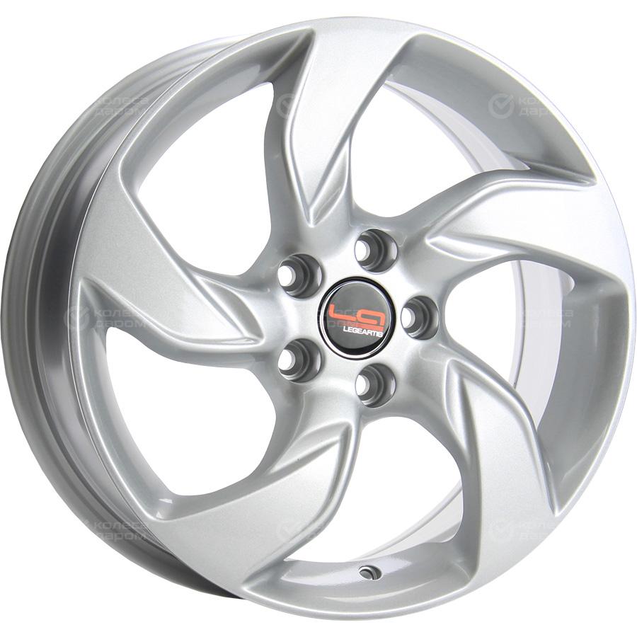 Фото - LegeArtis CT Concept GM502 6.5x15/5x105 D56.6 ET39 S колесный диск legeartis ki29 7 5x18 6x114 3 d67 1 et39 s