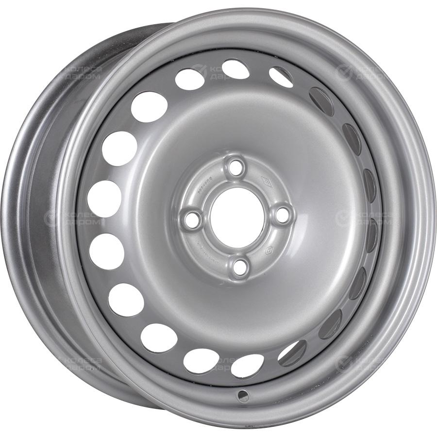 Accuride Логан 2 6x15/4x100 D60.1 ET40 Silver