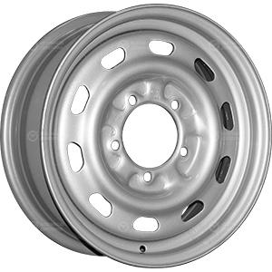 ГАЗ УАЗ Патриот, Хантер (Горький) 6.5x16/5x139.7 D108.6 ET40 Silver