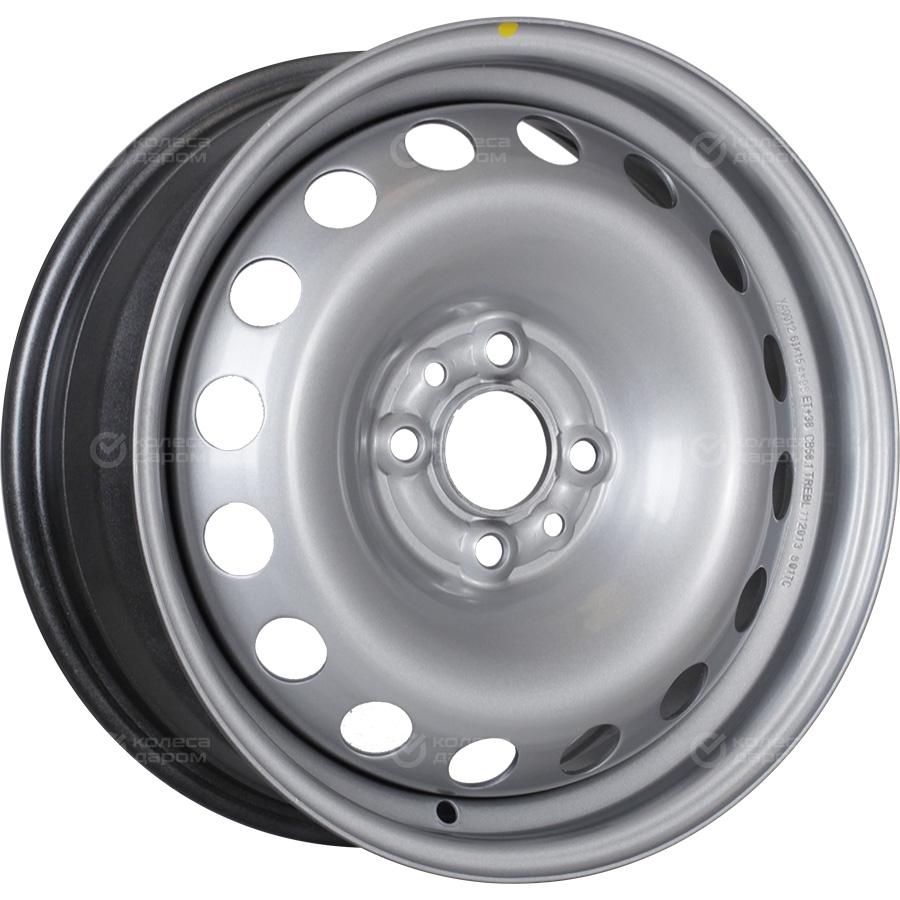 Trebl X40012 TREBL 6x15/4x98 D58.1 ET38 Silver