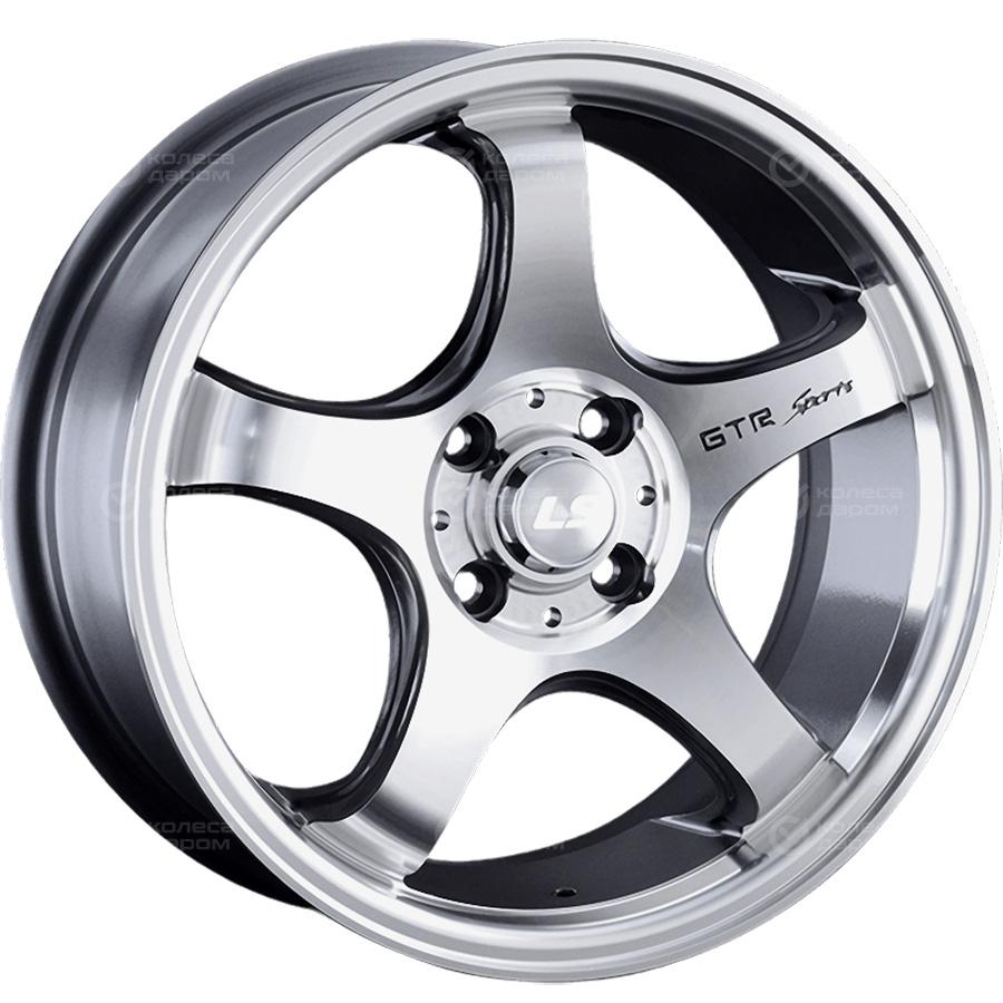Фото - LS LS 799 7x16/4x100 D73.1 ET40 GMF колесный диск nz wheels f 6 7x16 4x114 3 d67 1 et40 gmf