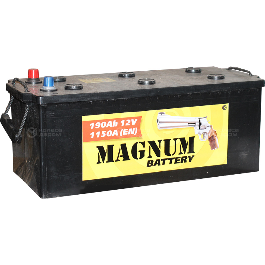Magnum Грузовой аккумулятор