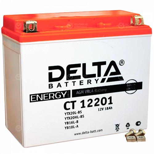 Delta Мото аккумулятор