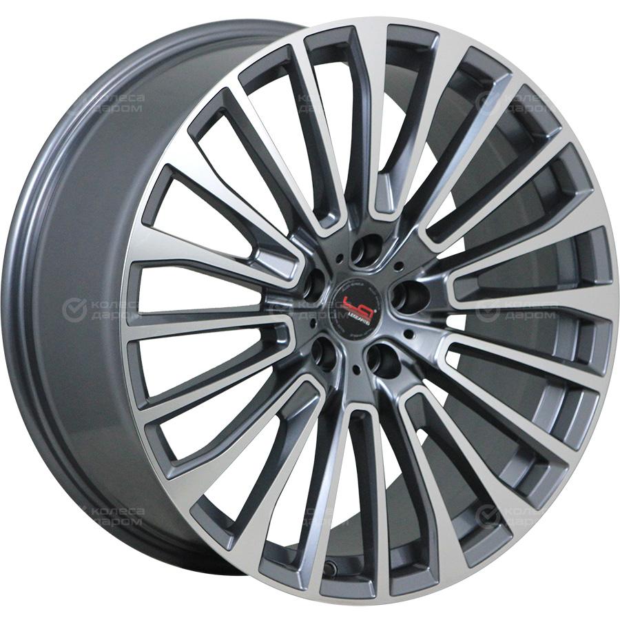 Фото - LegeArtis Concept B540 8.5x20/5x112 D66.6 ET35 GMF колесный диск legeartis lx42 7 5x18 5x114 3 d60 1 et35 w
