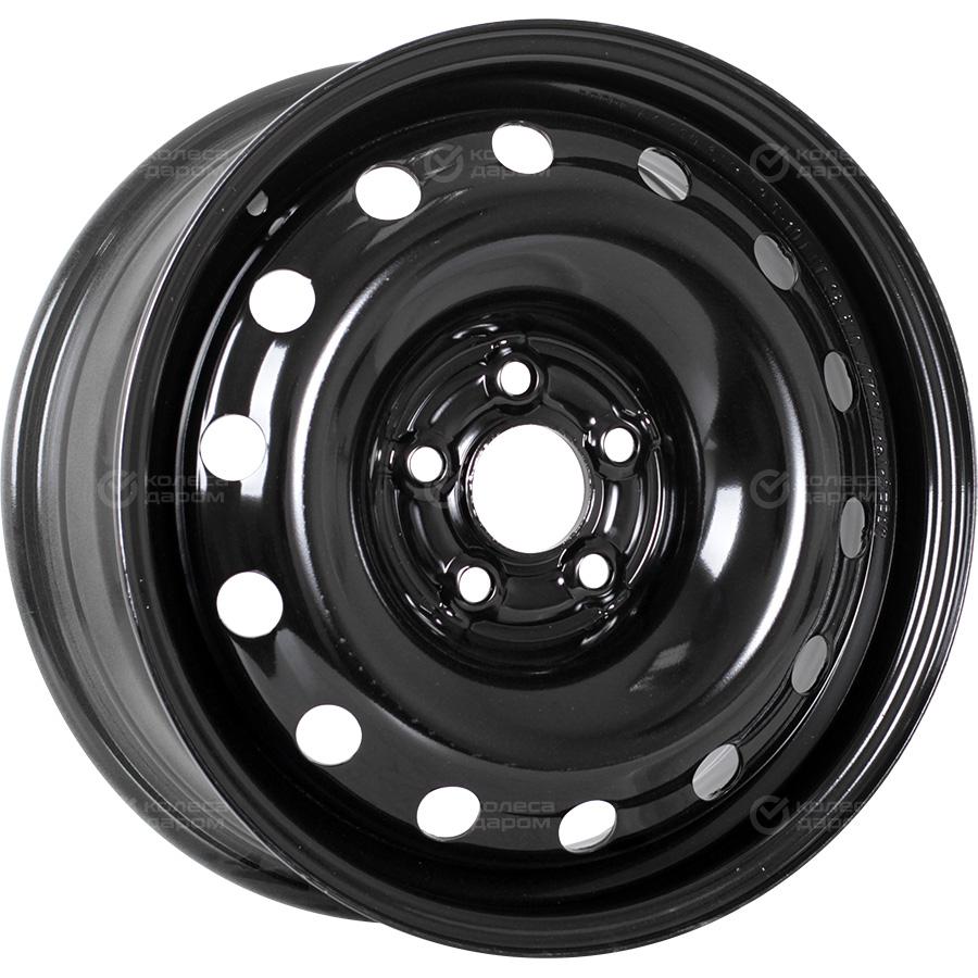 Фото - Trebl 64H38D TREBL 6x15/5x100 D57.1 ET38 Black колесный диск skad веритас 6x15 5x100 d57 1 et38 белый