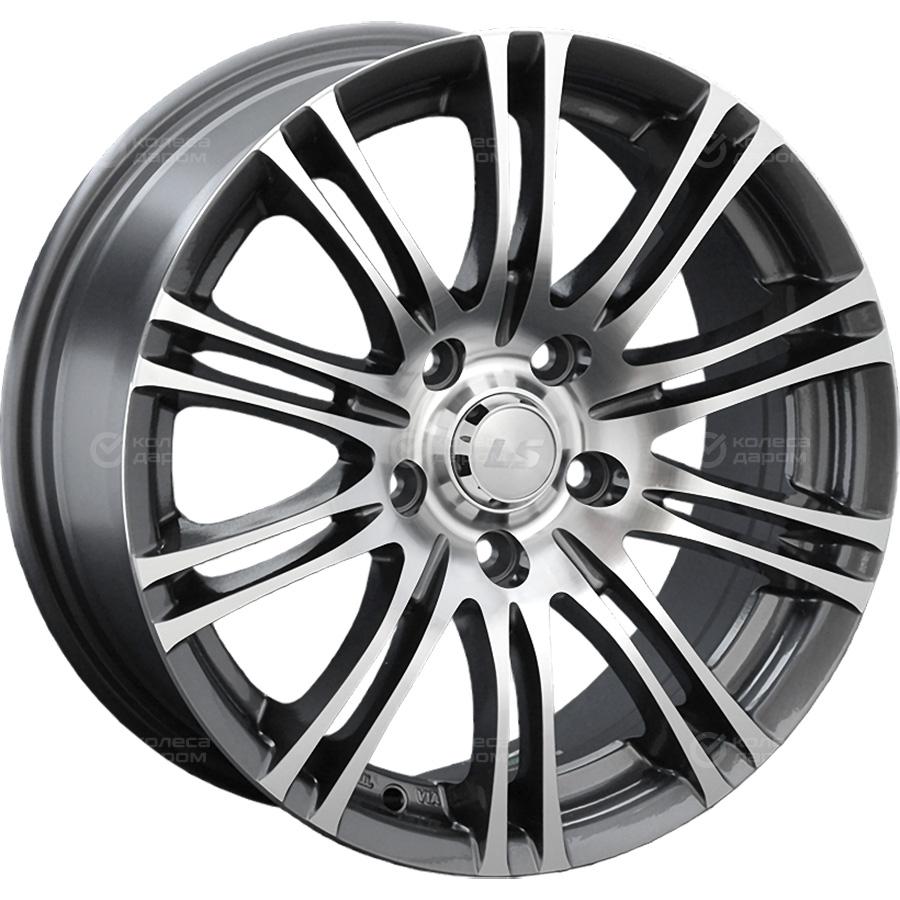 Фото - LS LS 146 7x16/5x114.3 D73.1 ET40 GMF колесный диск nz wheels f 6 7x16 4x114 3 d67 1 et40 gmf