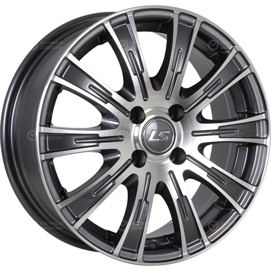 Фото - LS LS 311 7x16/5x114.3 D73.1 ET40 GMF колесный диск nz wheels f 6 7x16 4x114 3 d67 1 et40 gmf