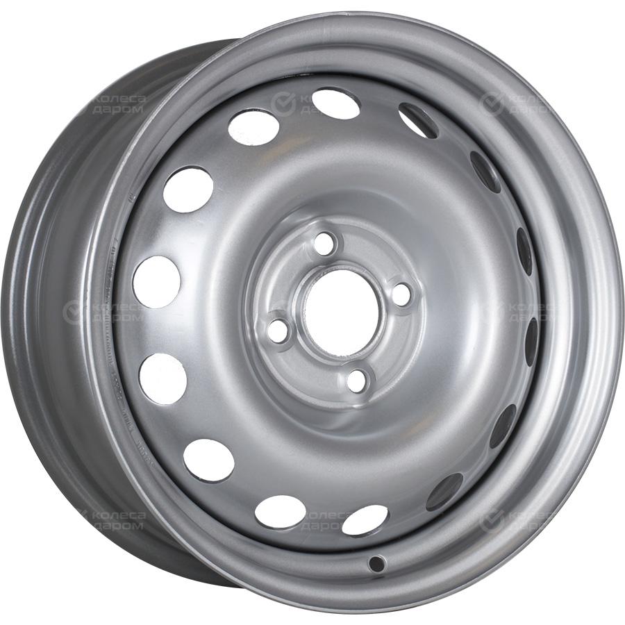 Trebl X40014 TREBL 6x15/4x100 D60.1 ET36 Silver колесный диск trebl x40915 6x15 4x100 d60 1 et40 silver