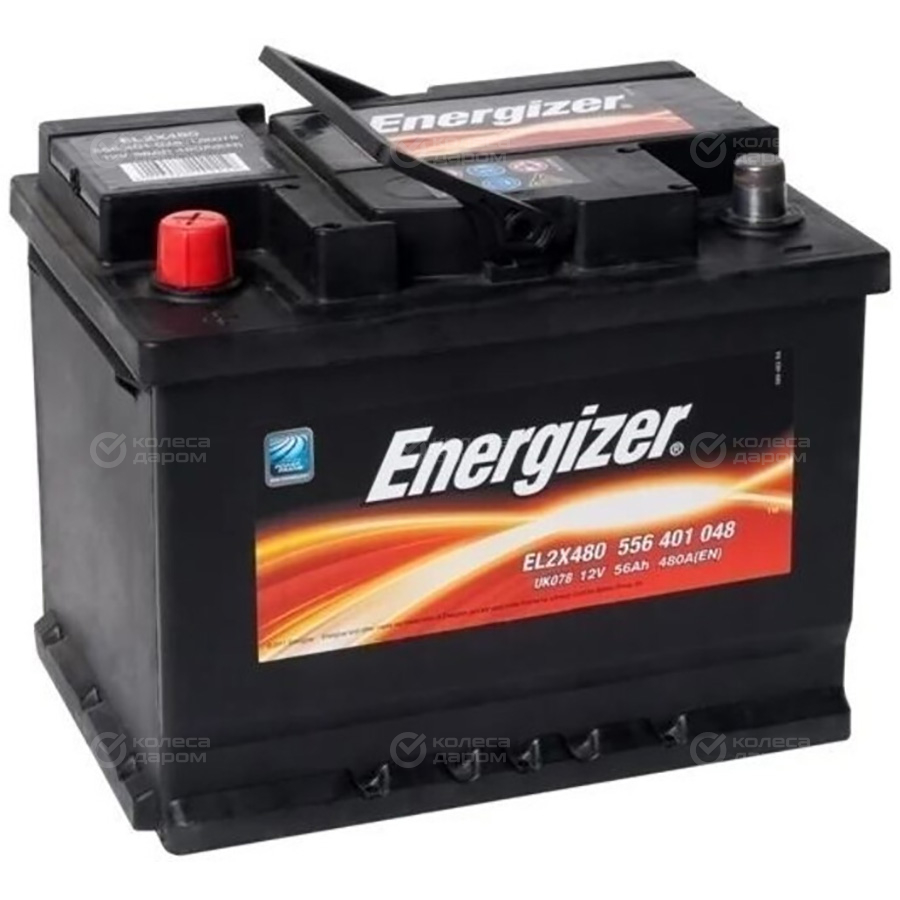Energizer Аккумулятор легковой