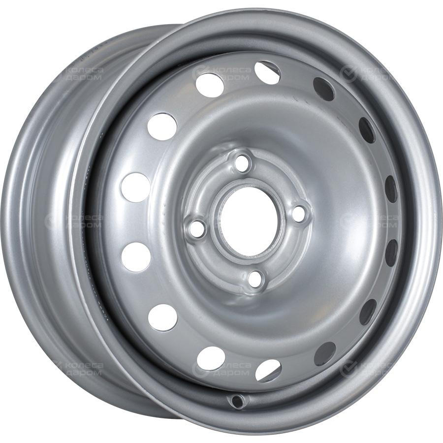 Trebl 64A50C TREBL 6x15/4x100 D60.1 ET50 Silver колесный диск trebl x40915 6x15 4x100 d60 1 et40 silver