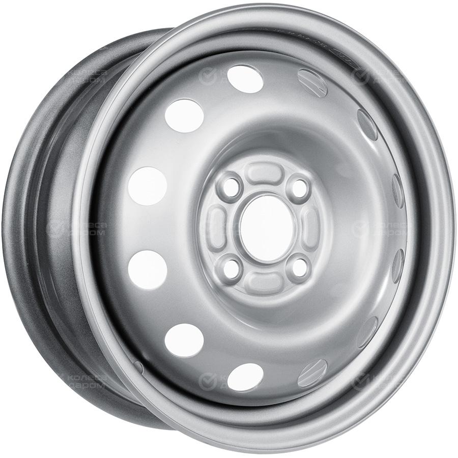 Фото - MW Eurodisk 14013 5.5x14/4x100 D56.5 ET49 Silver silver spoon silver spoon жилет школьный синий