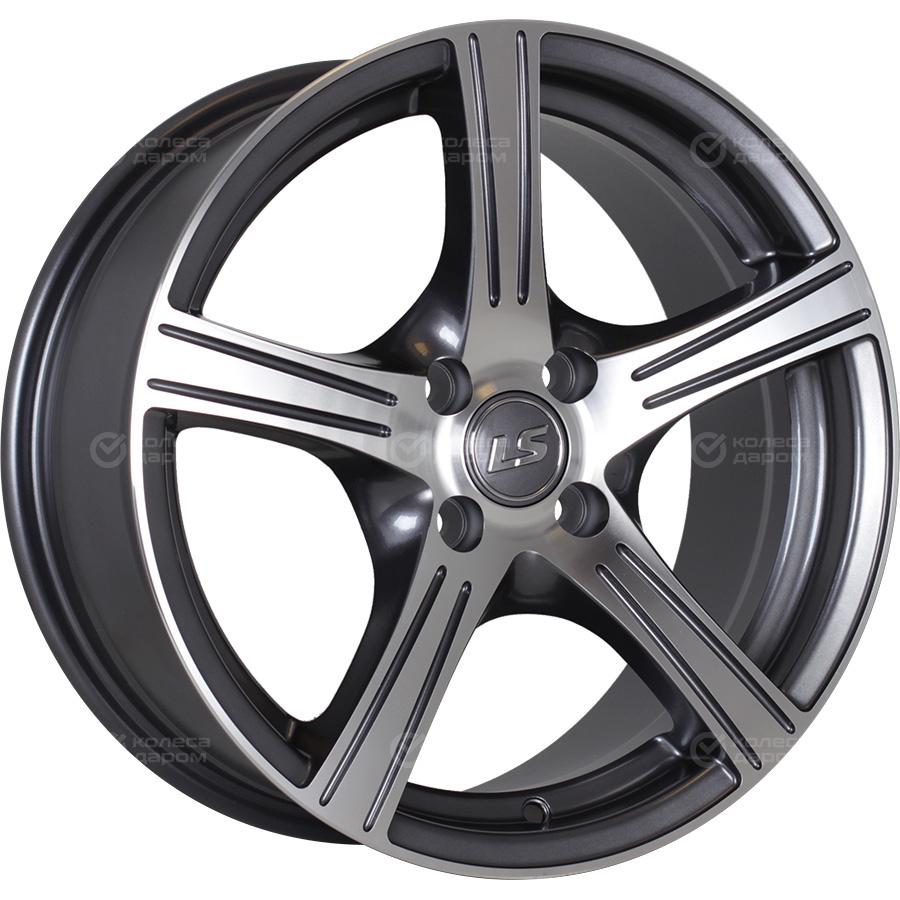 Фото - LS LS NG238 7x16/4x100 D73.1 ET40 GMF колесный диск nz wheels f 6 7x16 4x114 3 d67 1 et40 gmf