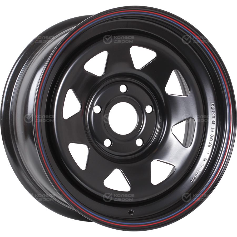 ORW (Off Road Wheels) JEEP 7x16/5x114.3 D84 ET20 Black недорого