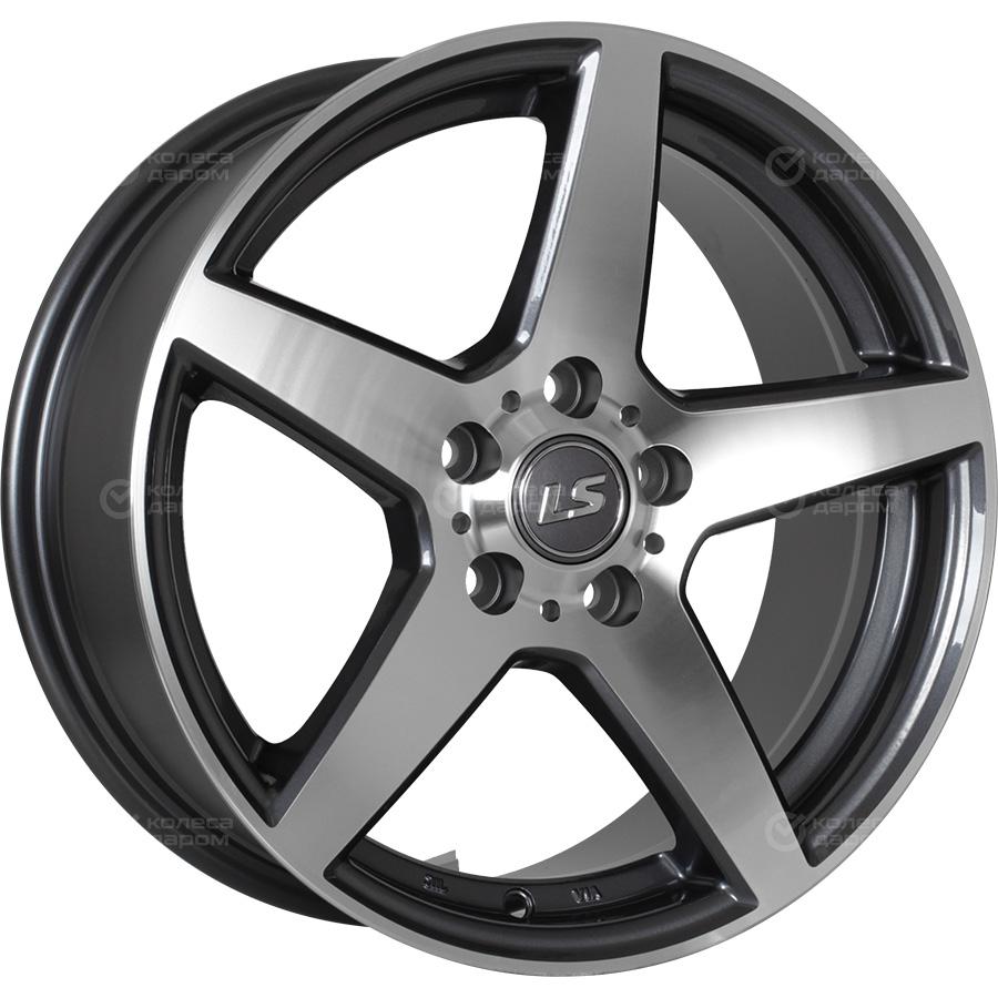 Фото - LS LS 360 7x16/4x100 D73.1 ET40 GMF колесный диск nz wheels f 6 7x16 4x114 3 d67 1 et40 gmf