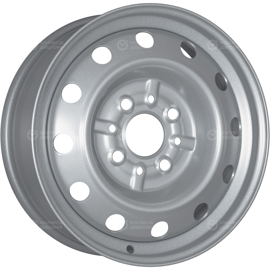 ТЗСК Тольятти ВАЗ 2112 5.5x14/4x98 D58.6 ET35 Silver