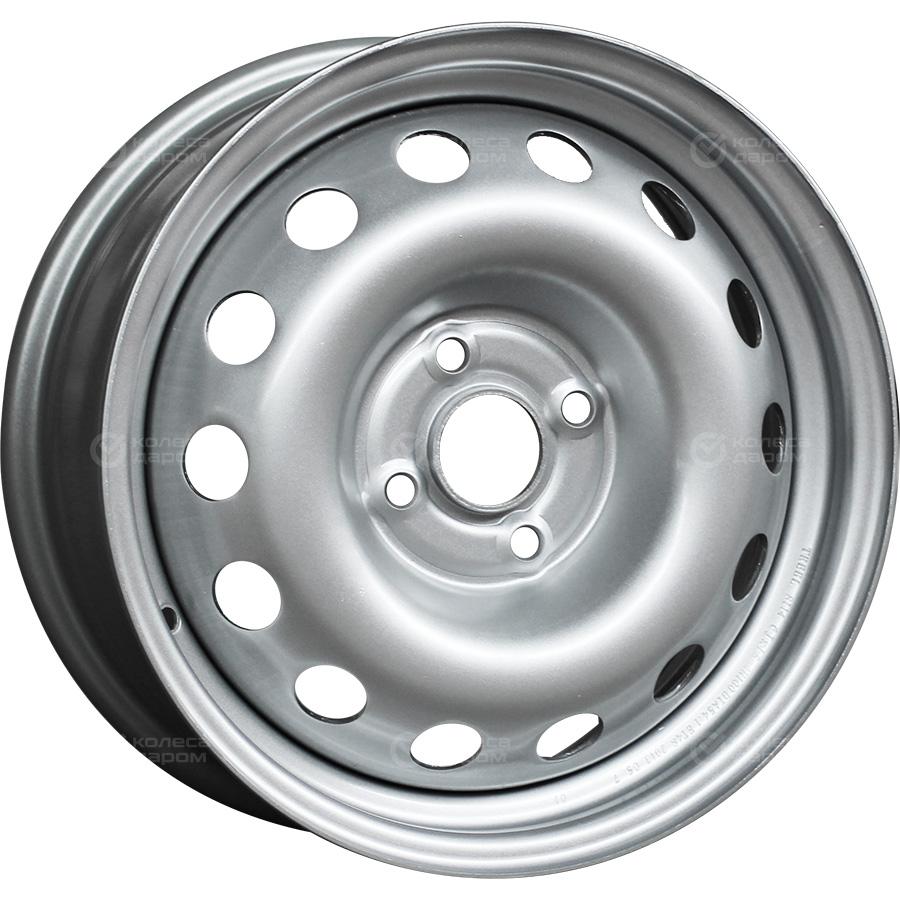 Trebl 8114 TREBL 6x15/4x100 D54.1 ET48 Silver колесный диск trebl x40915 6x15 4x100 d60 1 et40 silver