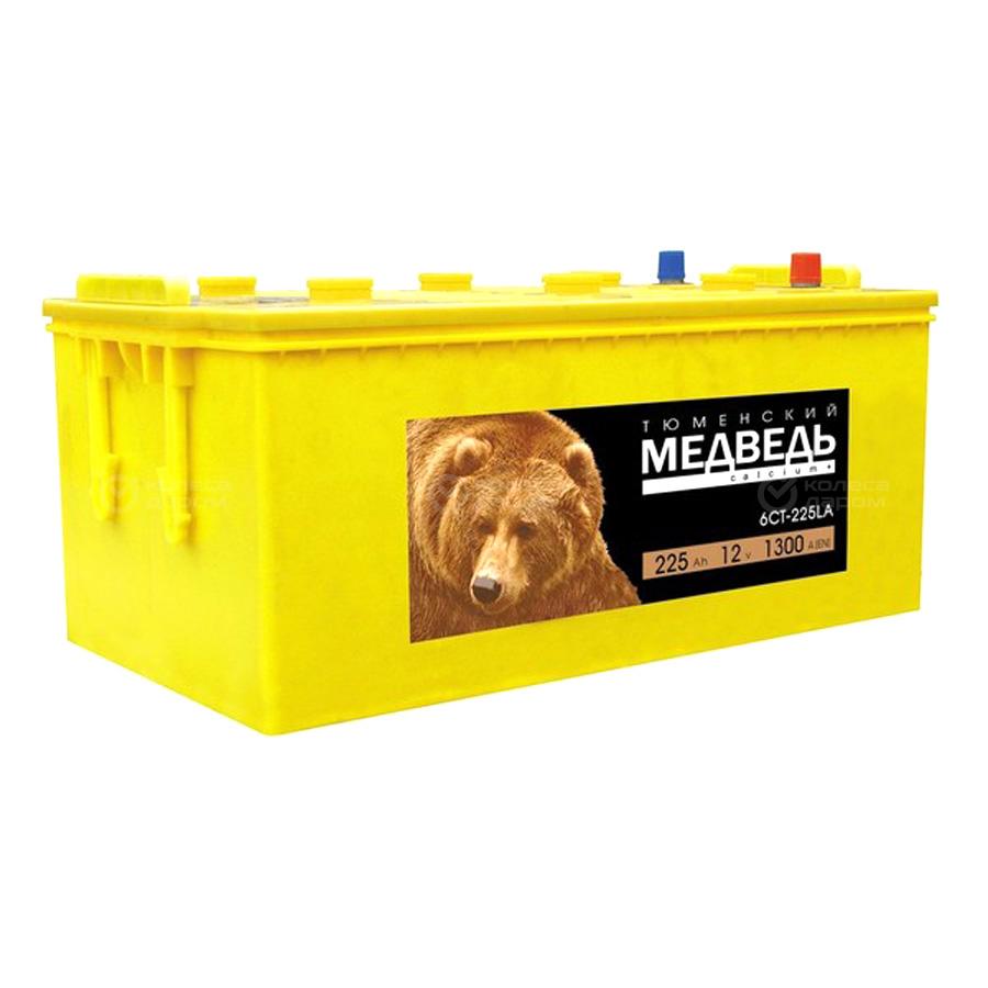 Тюменский Медведь Грузовой аккумулятор