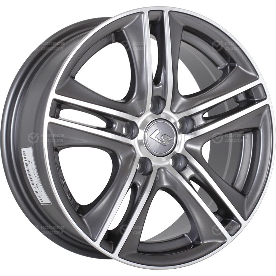 Фото - LS LS 191 7x16/4x100 D73.1 ET40 GMF колесный диск nz wheels f 6 7x16 4x114 3 d67 1 et40 gmf