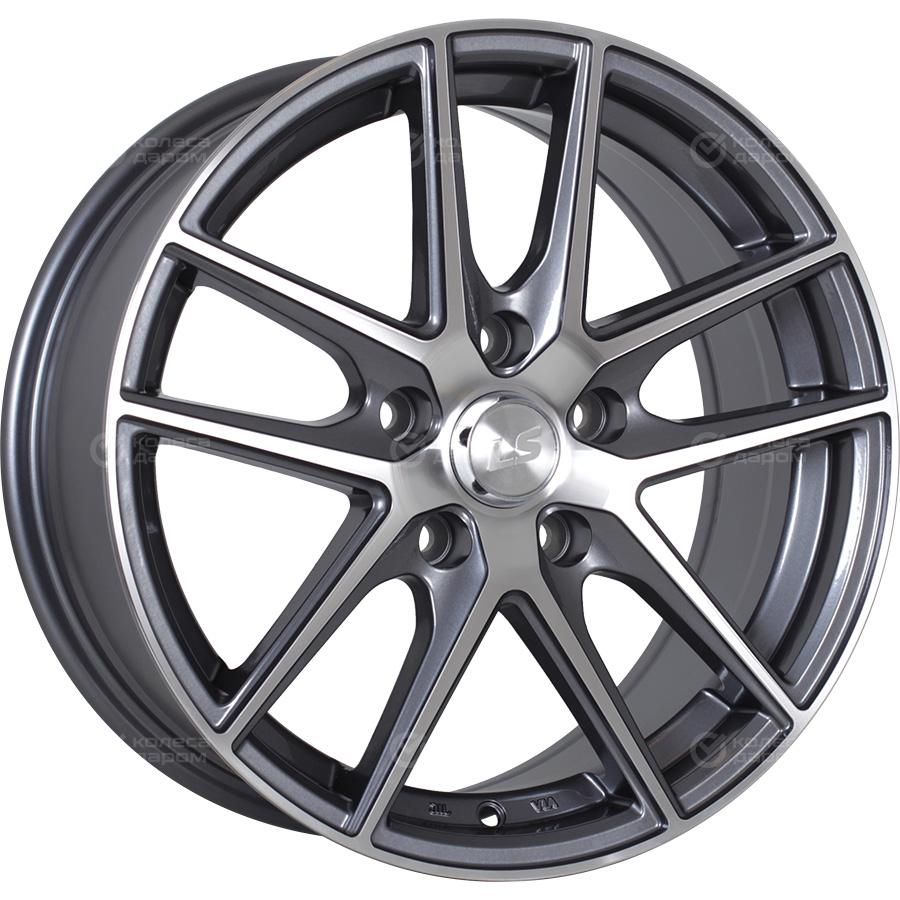 Фото - LS LS 771 7x16/4x100 D73.1 ET40 GMF колесный диск nz wheels f 6 7x16 4x114 3 d67 1 et40 gmf