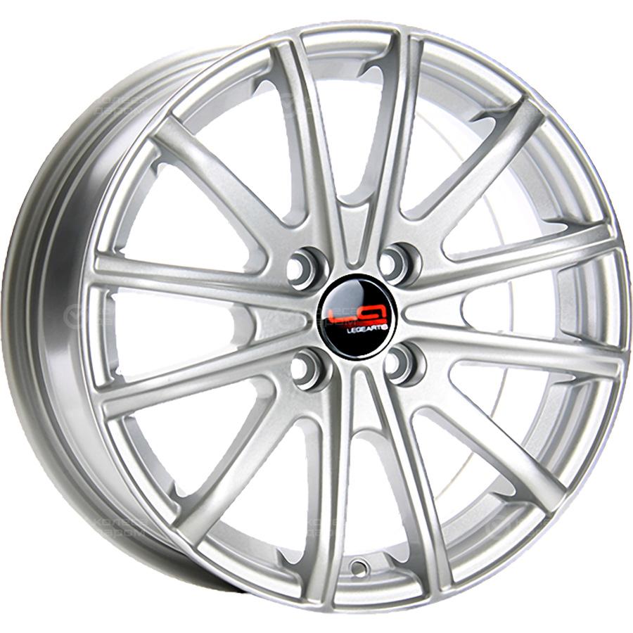 Фото - LegeArtis CT Concept GM507 6.5x15/5x105 D56.6 ET39 S колесный диск legeartis ki29 7 5x18 6x114 3 d67 1 et39 s