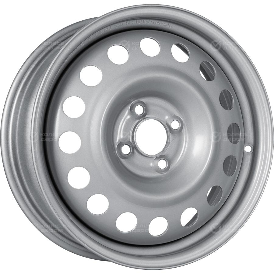 Swortech S502 6x15/4x100 D60.1 ET40 Silver колесный диск trebl x40915 6x15 4x100 d60 1 et40 silver