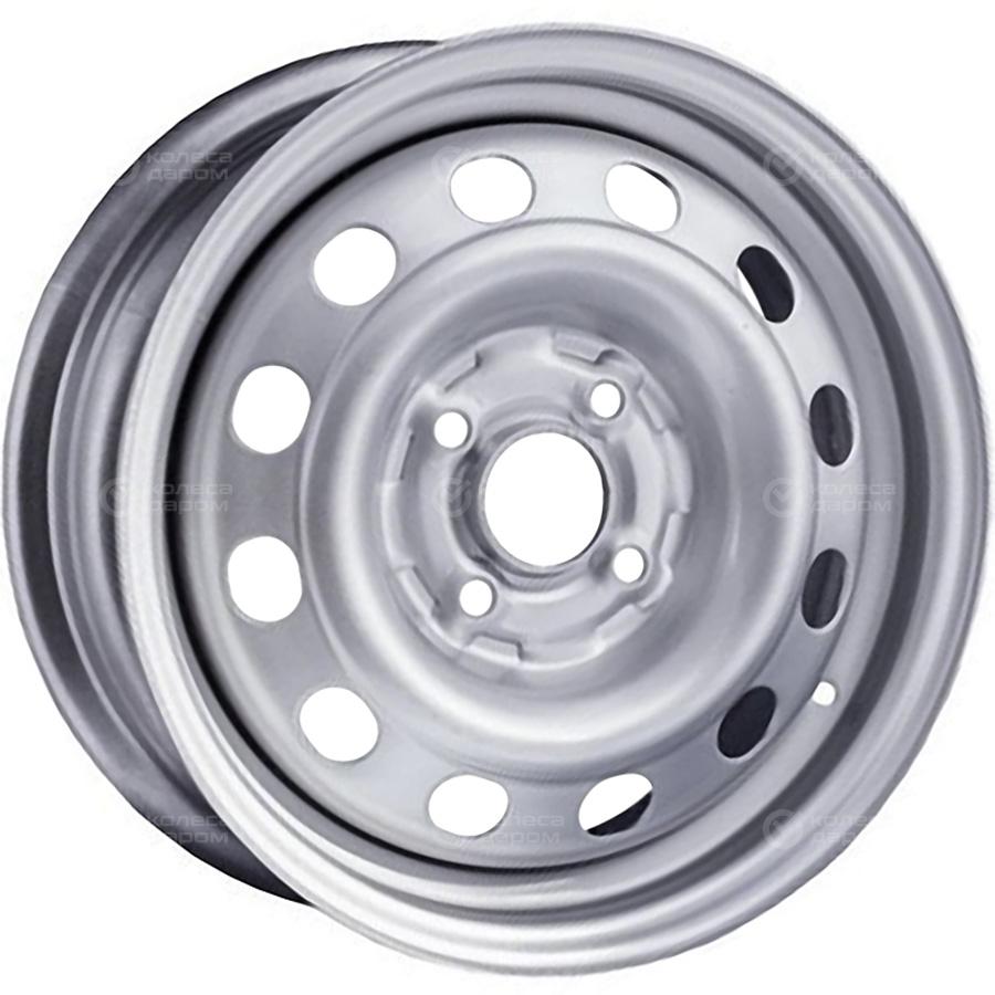 Trebl X40923 TREBL 6x15/4x100 D54.1 ET46 Silver колесный диск trebl x40915 6x15 4x100 d60 1 et40 silver